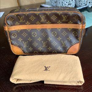 Louis Vuitton Bags - Louis Vuitton Compiege Clutch - Make an Offer!